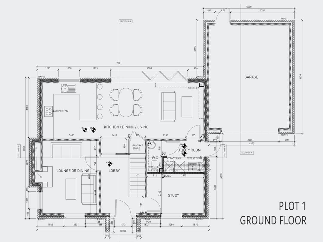 Plot 1 Ground Floor