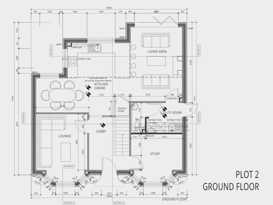 Plot 2 Ground Floor