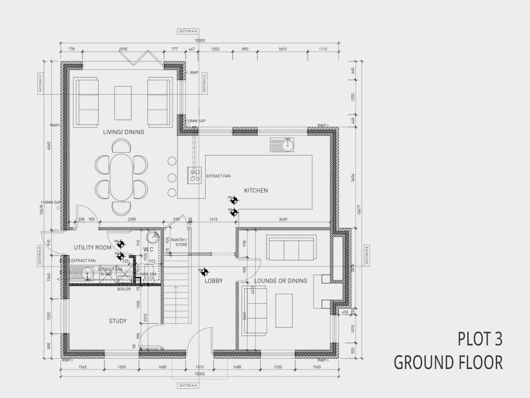 Plot 3 Ground Floor